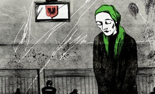 Иллюстрация: Анна Морозова / Медиазона