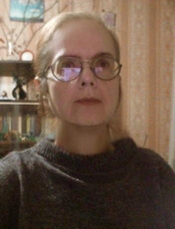 Писатель Татьяна Рубцова.